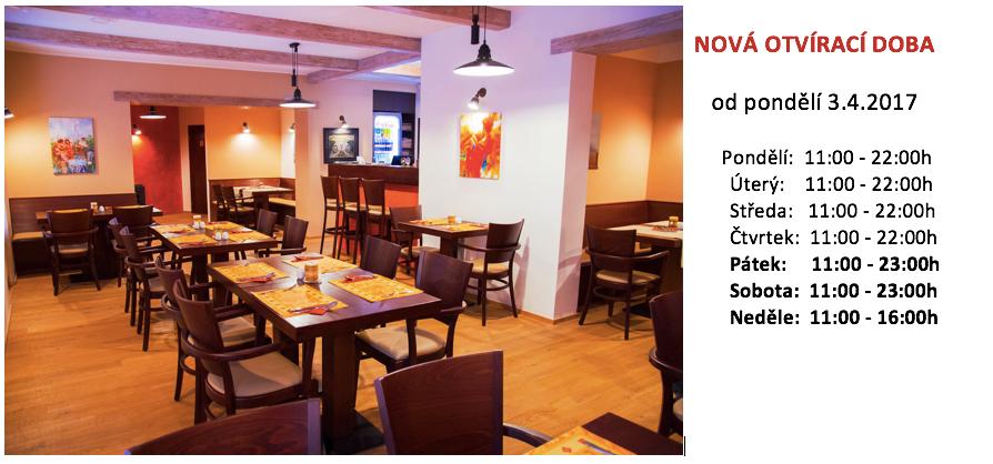 Na gurmánský zážitek i denní menu do Restaurace La Farfalla - Středomořská kuchyně