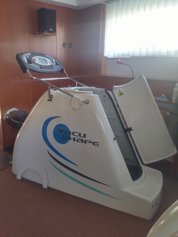 VacuShape - nenáročné a účinné cvičení na břicho, nohy a hýždě Hranice