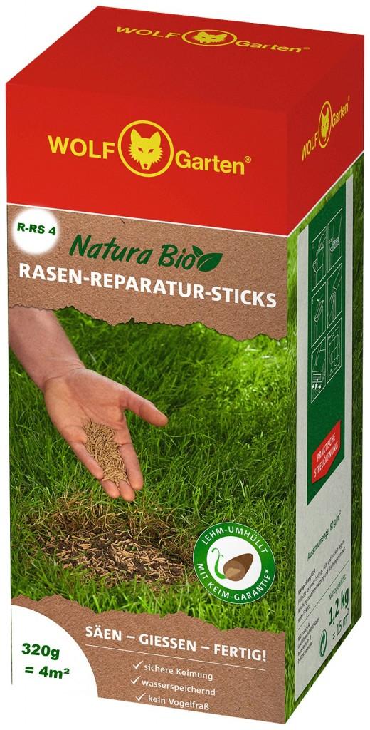 Prodej zahradních, travních hnojiv a osiv s označením NATURA BIO