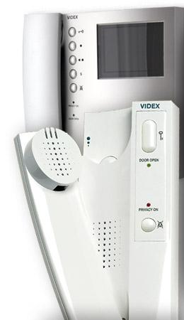 Domácí telefony, videotelefony DDS, digitální kukátka, přístupové systémy - ochrana před nezvanými hosty