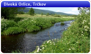Monitoring vodních toků - Budete vědět jako první o stavu vodních toků