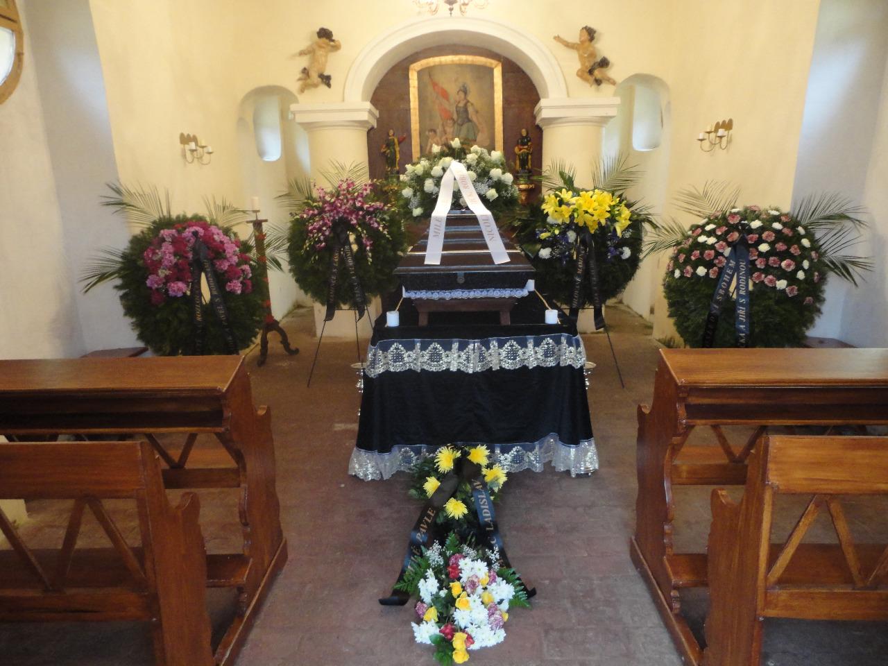 Pohřební služba nonstop Praha západ