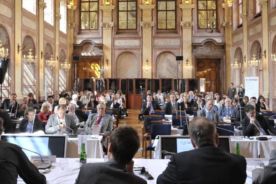 Překladatelské služby pro konference, zasedání, kongresy a další akce