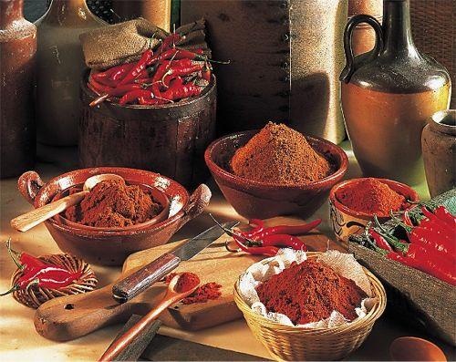 Výroba prodej velkoobchod Koření přírodní kořenící směsi marinády