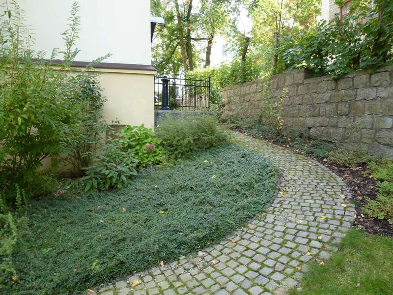 Založení okrasné nebo užitkové zahrady