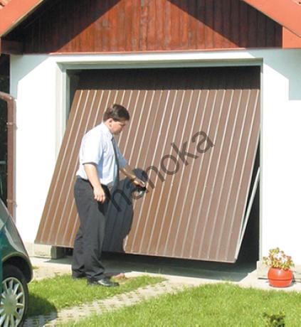 Internetový prodej garážových vrat a bran - Hanoka – Ing. Marcel Hanzl