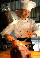 Catering na BVV, občerstvení na expozici rautovým způsobem - exkluzivní stravování