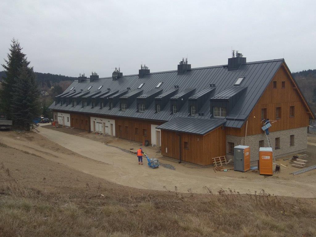 Opravy a rekonstrukce střech