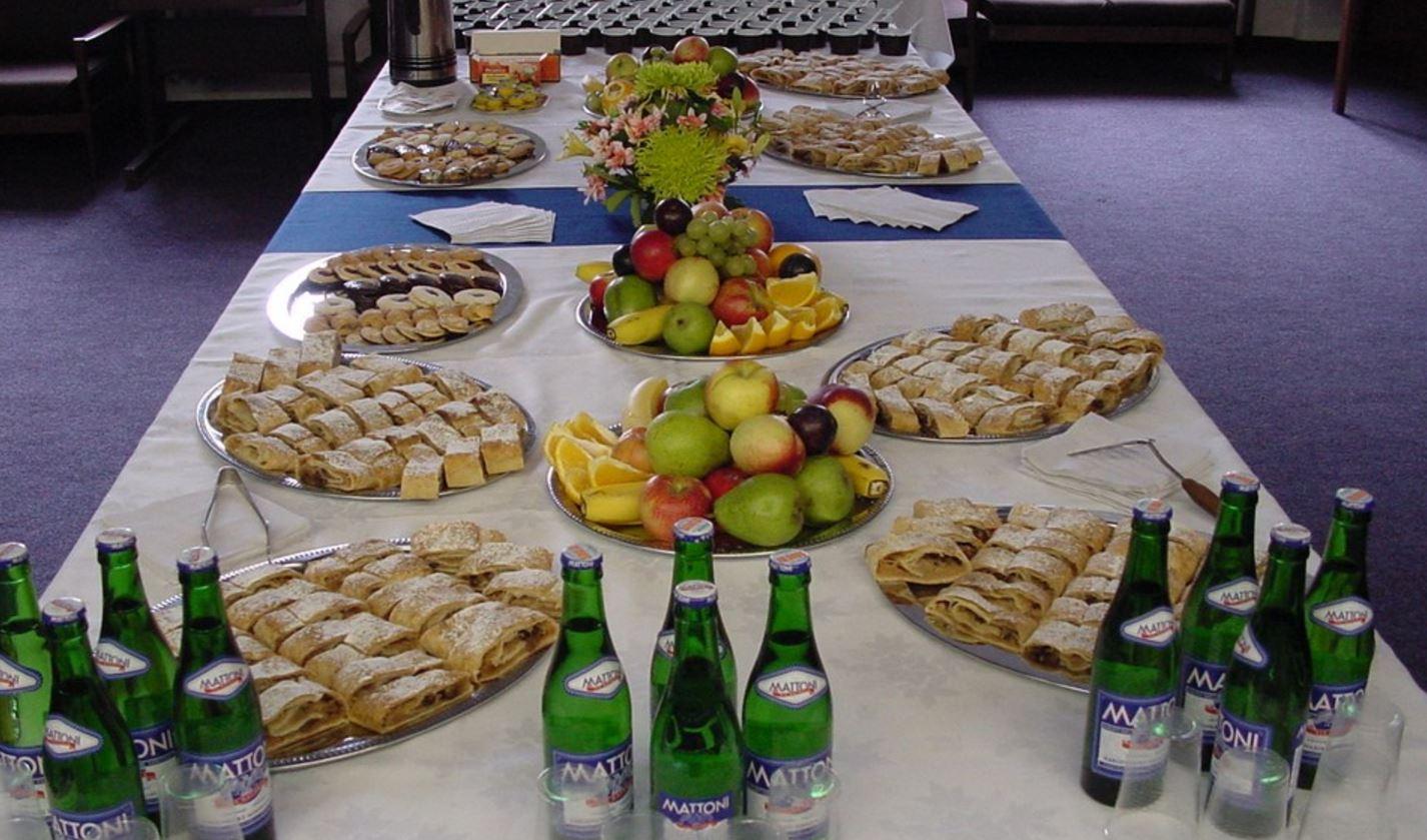 Catering Praha – slané a sladké občerstvení