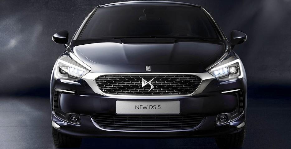 Nový vůz Citroën DS5 s pohonem všech 4 kol a hybridním pohonem