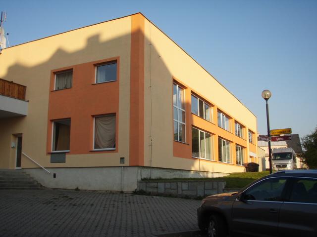 Pronájem komerčních prostor v Šumperku