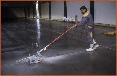 Betonové podlahy praha