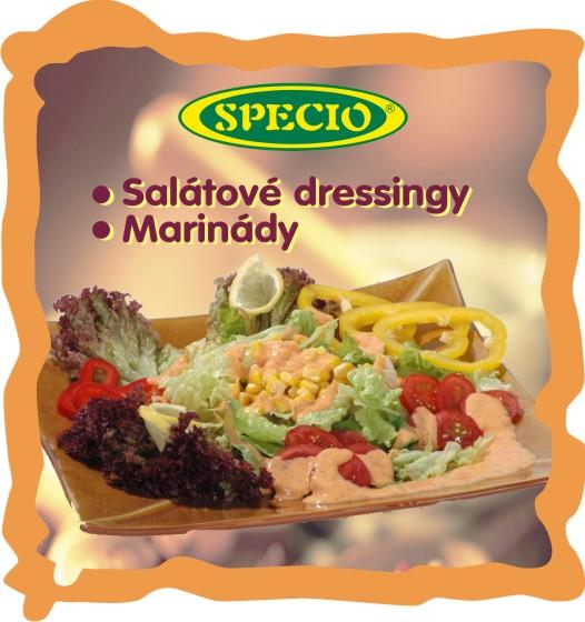 Přírodní marinády nejen na grilování, chuť má jméno SPECIO