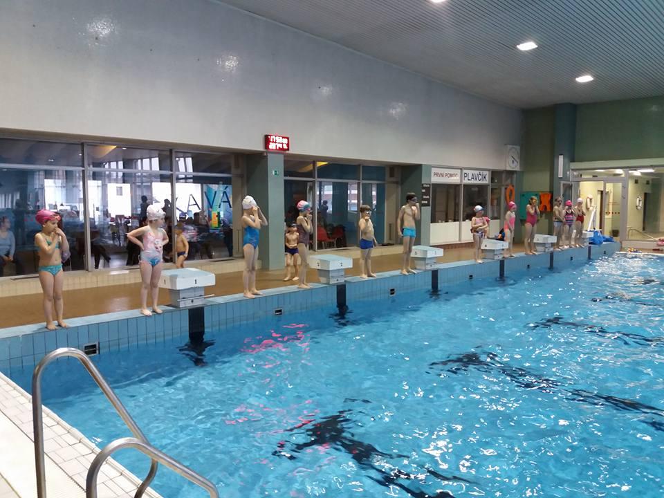 Příměstský tábor pro děti s plaváním Přerov