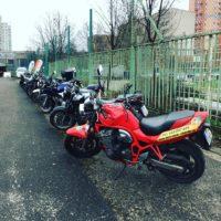 Motoškola - řidičský průkaz A, řidičák na motorku, motocykl