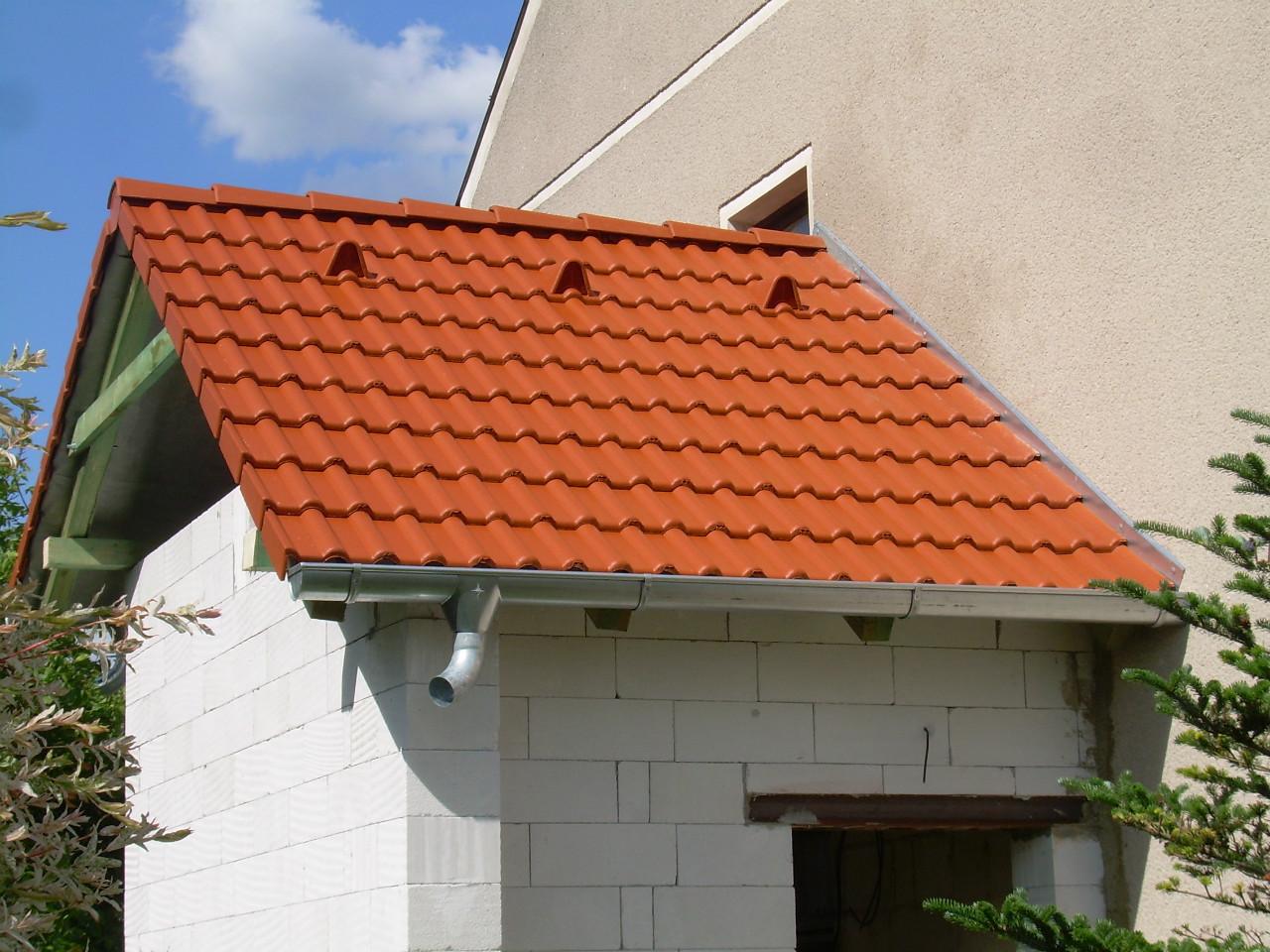 Klempířské, pokrývačské a tesařské práce, realizace a rekonstrukce střech