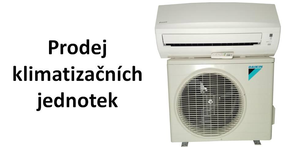 Již máme skladem nové klimatizace, už se nemusíte trápit vedrem!