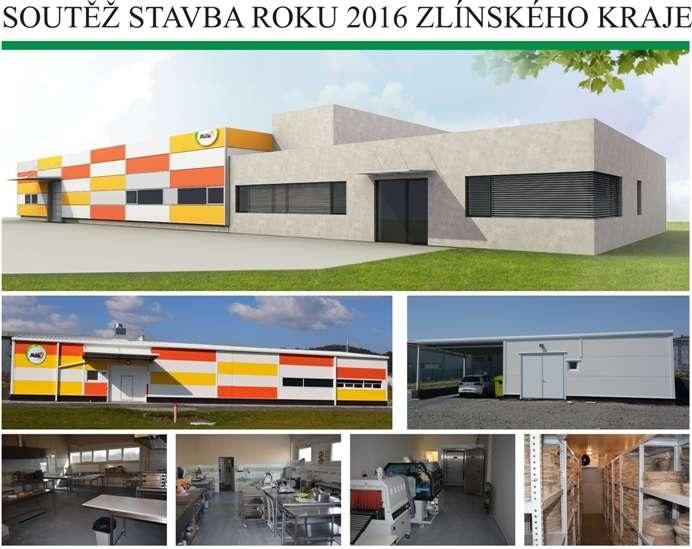 soutěžící stavba roku 2016 Zlínského kraje