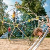 Dětská hřiště Berliner Seilfabrik – originální a bezpečná