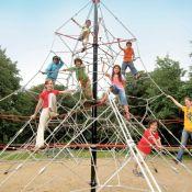 Dětská hřiště Berliner Seilfabrik - zábava pro děti