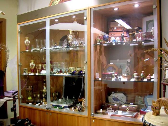 Zlatnictví, klenotnictví, dárkové předměty, prodej, Jablonec nad Nisou