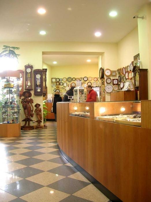Zlatnictví, klenotnictví - prodej, výroba, opravy, Jablonec nad Nisou