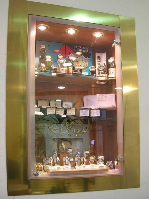 Hodinky, hodiny - prodej, oprava, Jablonec nad Nisou