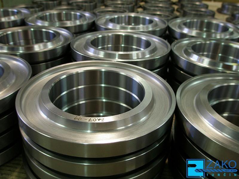 Maschinenbau, Metallerzeugung auf Bestellung, Herstellung von Werkstücken, Tschechische Republik