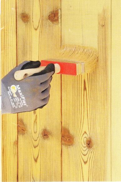 Ochranné prostředky na dřevo - impregnace, lazury, oleje, ochrana dřeva