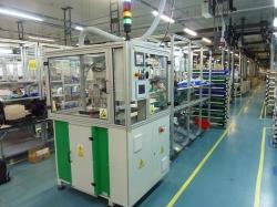 Výroba jednoúčelových strojů - elektrotechnika