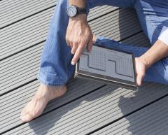 Podlahy na venkovní terasy - EasyDeck