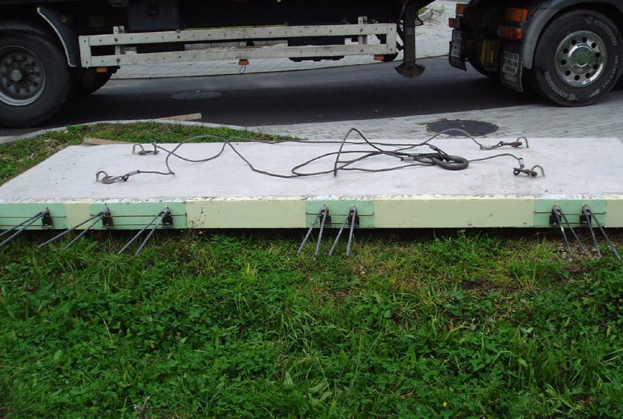Výroba betonových balkónů, lodžie, stříšky
