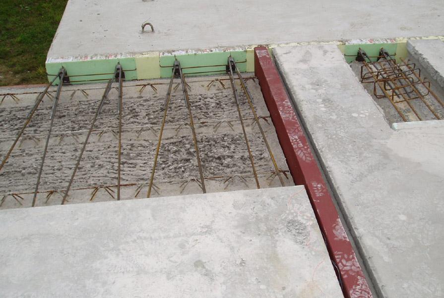 Výroba kvalitních betonových balkónů