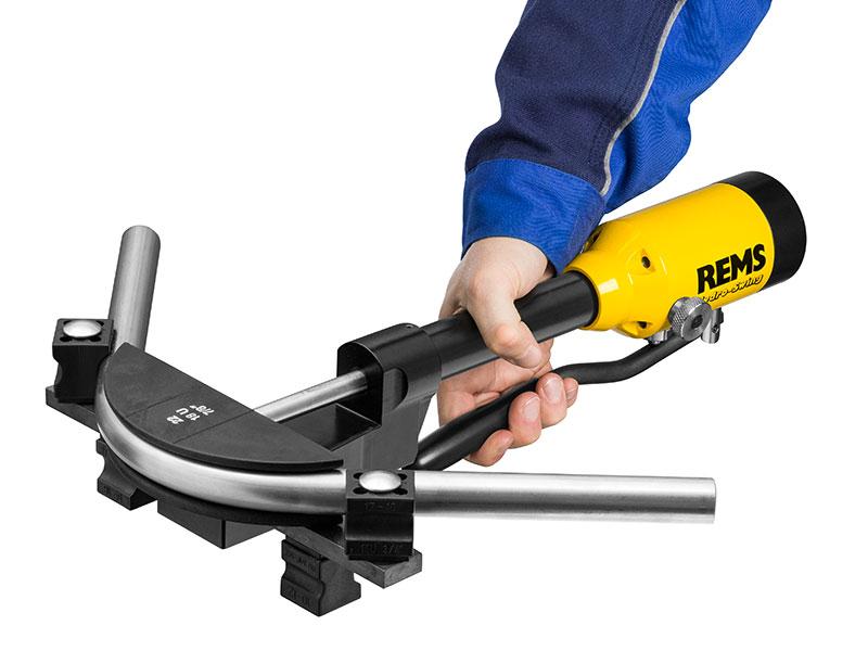 REMS Hydro-Swing - Olejová hydraulická ruční ohýbačka trubek německé kvality