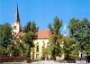 Městys Křemže, kostel sv. Michaela archanděla, kaple sv. Voršily, zřícenina gotického hradu Dívčí kámen