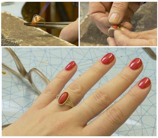 Ruční výroba šperků na zakázku - originální, jedinečné šperky, náušnice, prsteny