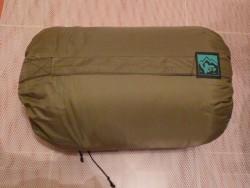 Kvalitní spací pytel khaki přímo z policejních skladů