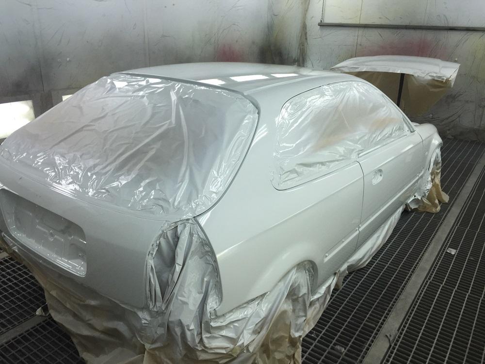 Spolehlivá autolakovna - opravy autolaku všech typů aut