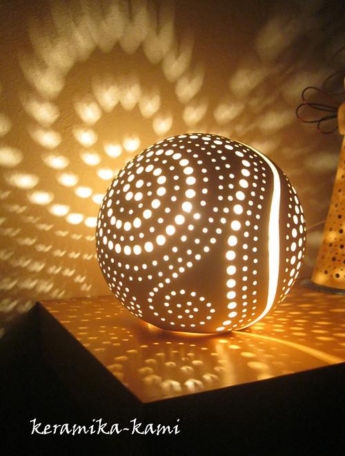 Výroba dekorační keramiky, aromalamp i na zakázku - originální keramické výrobky