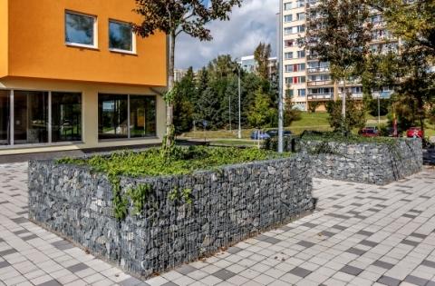 Gabiony, kámen pro gabiony – ekologické ploty a opěrné zdi