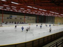 Sportovní haly úsporné LED osvětlení - kompletní rekonstrukce osvětlení sportoviště