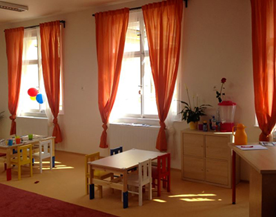 Soukromá mateřská škola, dětské centrum, hlídání dětí, Praha 1