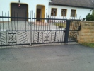 Zámečnictví, kovovýroba, mříže, ploty, brány, ocelové konstrukce