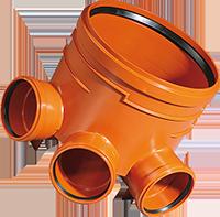 RV systém – plastové potrubí s malým odporem vnitřního tření