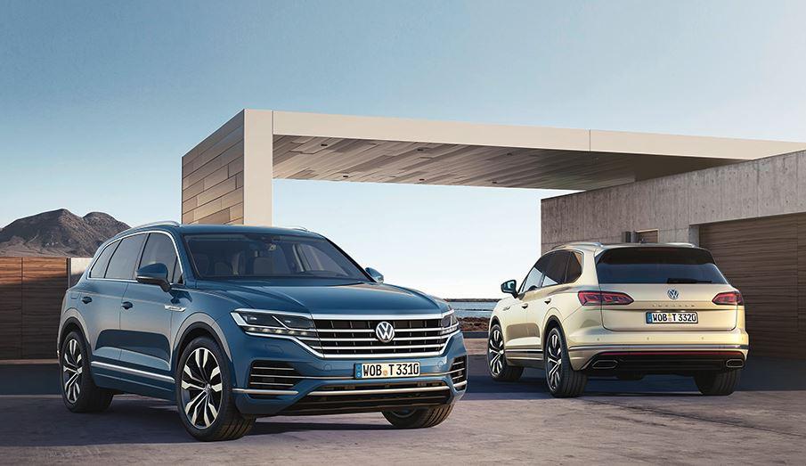 Prodej nových i ojetých vozů značky Volkswagen