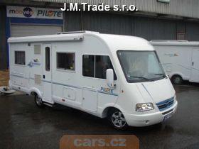 Bazar karavanů, použitá obytná auta, výhodné ceny, Praha 4