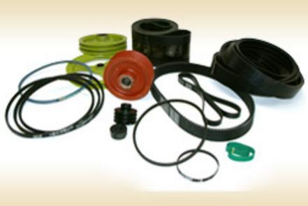 Prodej řemenů - klínové, jednoduché, variátorové ozubené i žebrové řemeny pro průmysl, dílnu a zahradu