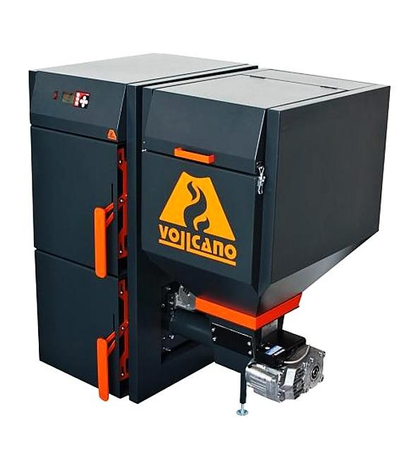 Kotle Vollcano - minimální náklady na topení, kotel na uhlí a tuhá paliva od výrobce ZK Design