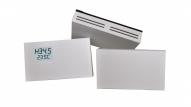 Snímače vlhkosti a teploty - interiérové s různými teplotními senzory, na stěnu