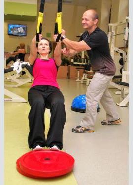 Kruháč Opava - cvičení s vlastní váhou